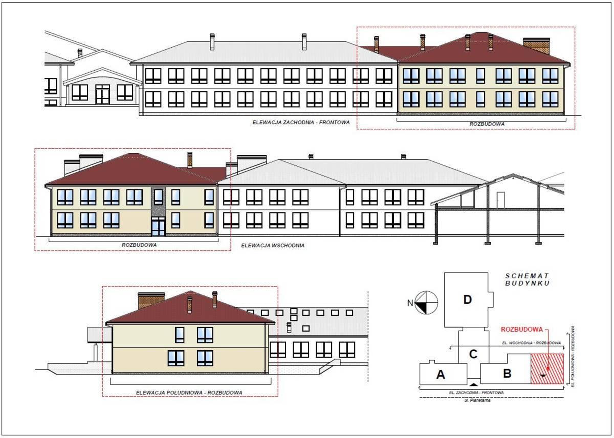 Szkołę w Zalasewie rozbuduje firma Agrobex