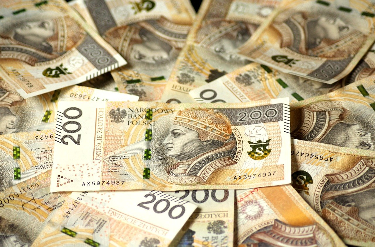 Zgubione pieniądze odnaleziono w Swarzędzu