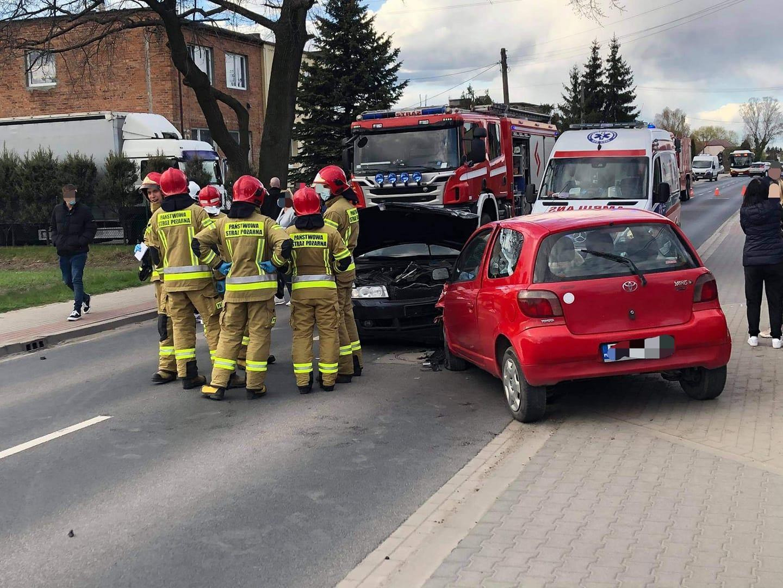Wypadek w Zalasewie