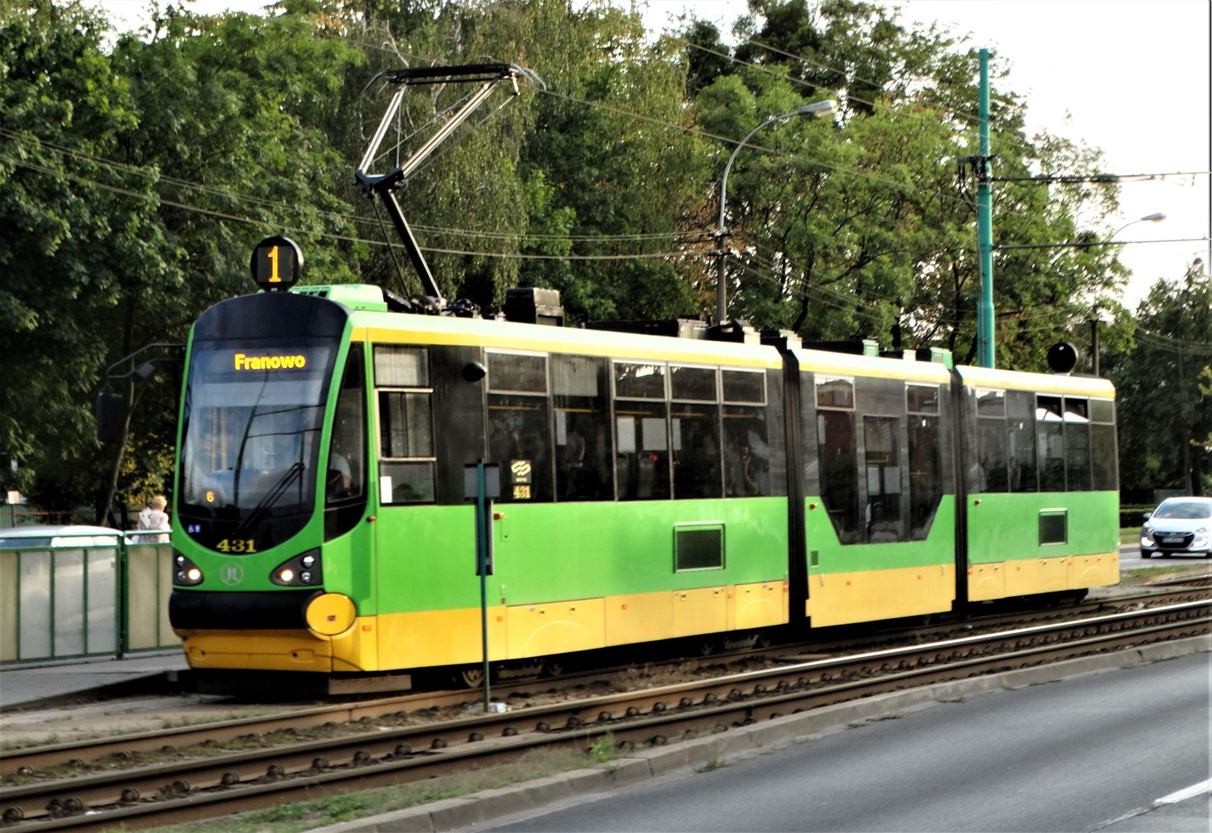 Powstanie linia tramwajowa do Swarzędza?