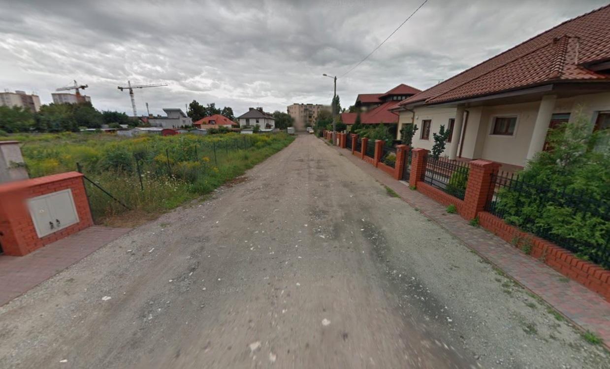 Tak wygląda obecnie ulica Górków. Wkrótce czeka ją przebudowa