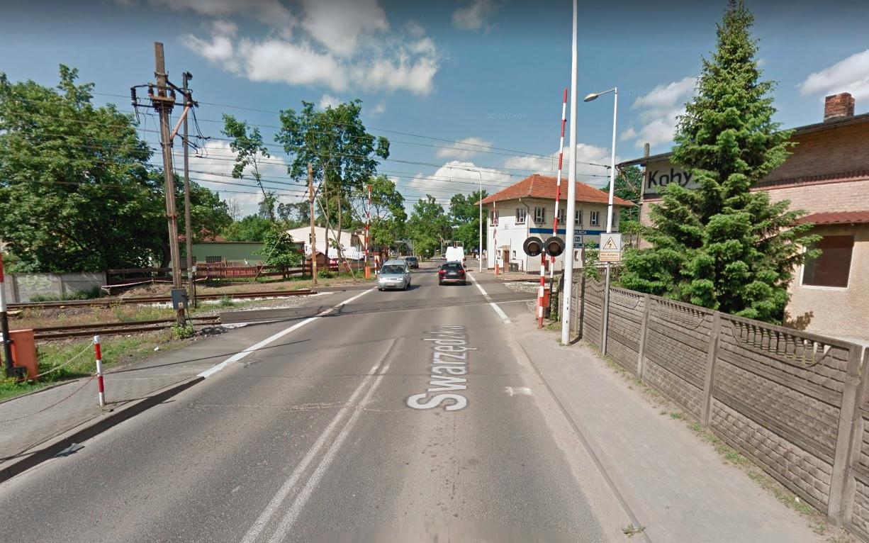 Tunel w Kobylnicy